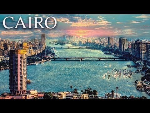 Cairo: MEGACITY of the Middle East