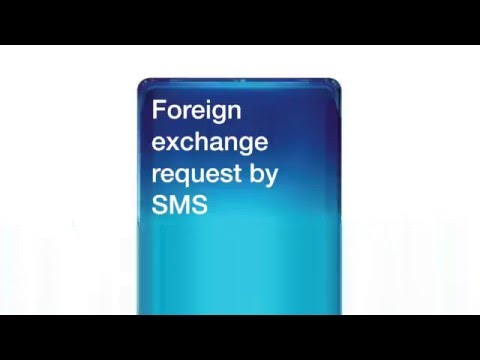 SMS Foreign Currency order