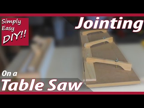Jointing Boards Without a Jointer - Getting the Most Out of Scrap Lumber