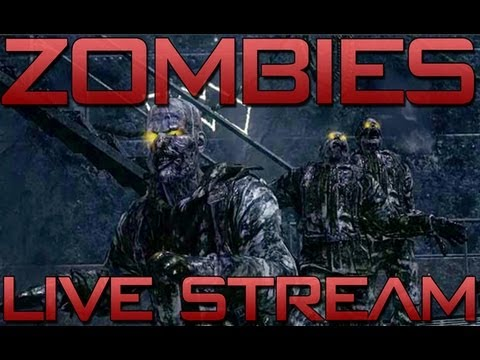 Black Ops Zombies/Gun Game Livestream (RECORDED)
