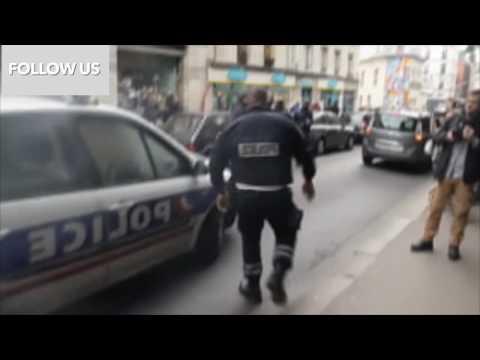 Paris insane cop, work pollicies clashes