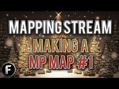 CoD4: Making a Multiplayer map! #1 - Raid Gaming Mapping Competition