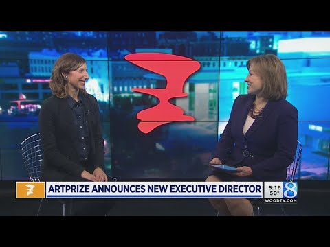 New executive director on plans for ArtPrize