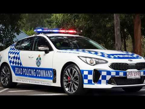 AUSTRALIA GETS NEW COP CARS ARE BADASS