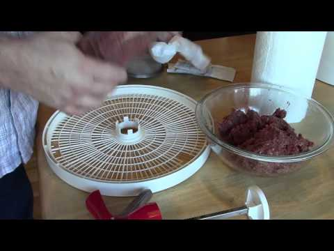 How to make beef jerky with hamburger