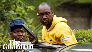Download Zimbabwe: activist pastor arrested for 'inciting violence' Video