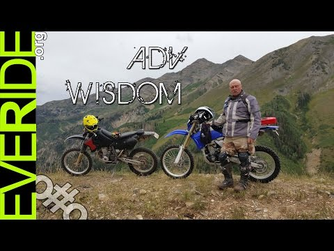 o#o ADV Wisdom from the Guru - Dr. DualSport