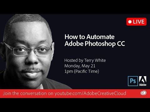 How to Automate Adobe Photoshop CC