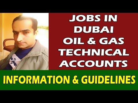 Know About Oil & Gas Sector Jobs In Dubai UAE