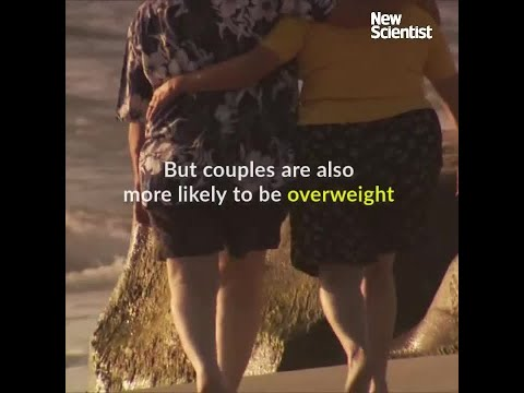 Being in a relationship really does seem to make you fatter