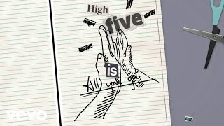 Sigrid - High Five (Lyric Video)