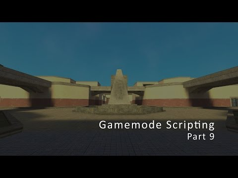 Garry's Mod Gamemode Scripting | Adding Exp and Levels | Part 9