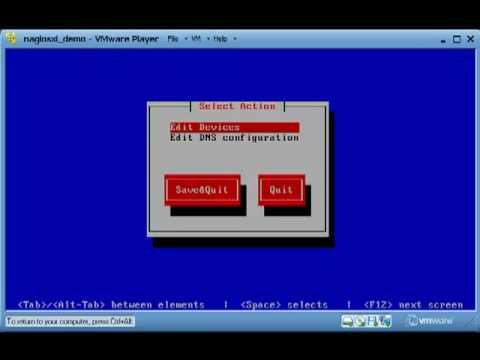 Changing the XI Virtual Machine Network Configuration