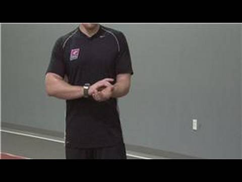 Track & Field Training : How to Measure Your Pulse by Hand When Exercising