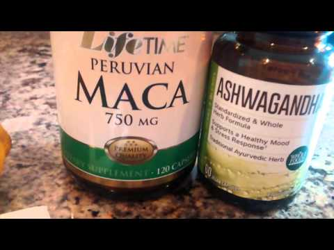 Day 14 AVWV: Adrenal Fatigue Recovery Herbs