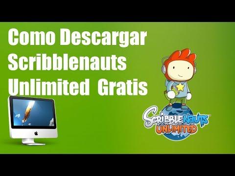  | Tutorial | Como Descargar Scribblenauts Unlimited | Gratis | Mac | 