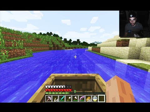 How to make a boat - Minecraft Day #28.5