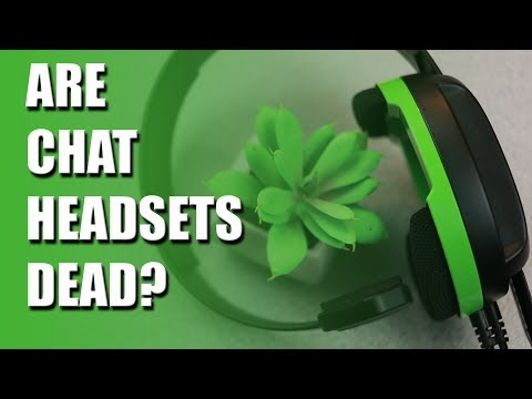 Are Chat Headsets Dead?   Turtle Beach Recon Review