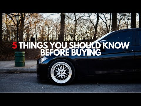 Download 5 things you should know before buying a BMW