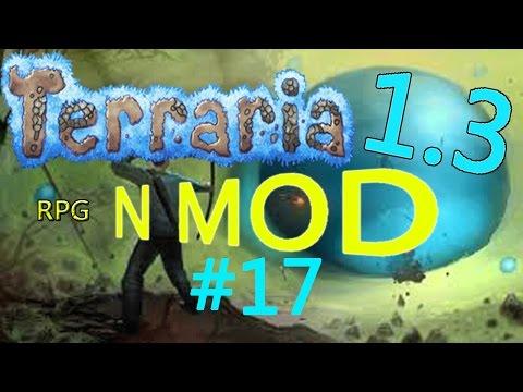 N Mod RPG Terraria 1.3 (Expert) Part 17!: PLANTERA BULB HUNT!