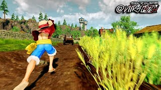 NEW! One Piece: World Seeker: NEW GAMEPLAY SCREENSHOTS (PS4/XBO/PC) One Piece OPEN WORLD GAME!