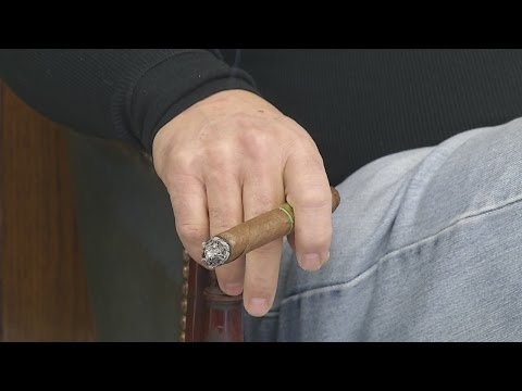 Demand for Cuban cigars still high