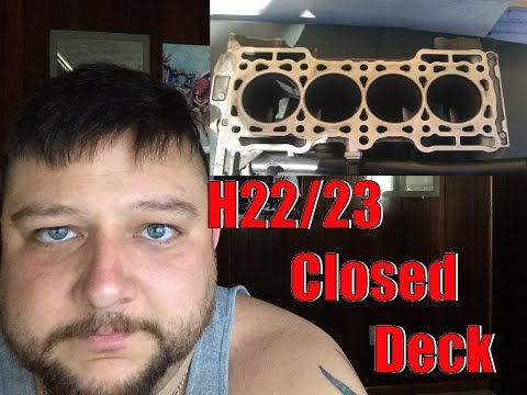 H22/23 Closed Deck Pros & Cons