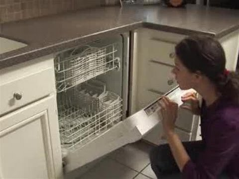 How To Wipe Your Dishwasher With Vinegar