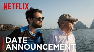 Jack Whitehall: Travels With My Father   Date Announce  [HD]   Netflix
