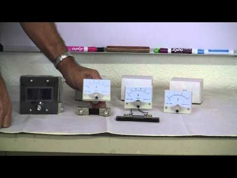 DC amp and volt meters how to use 4 wind turbines solar panels MW&S