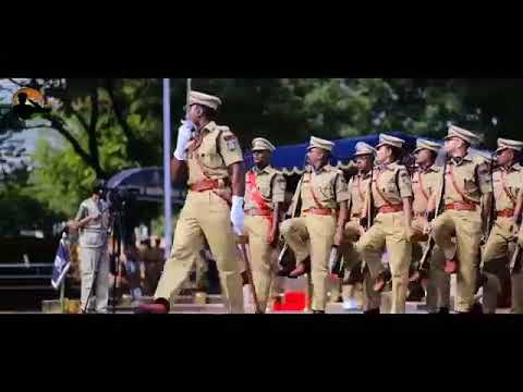 IPS Officer   Training at National Police Academy