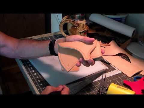 Part 2: Leather Tomahawk Sheath Update