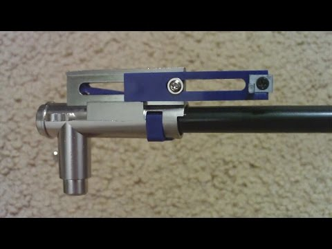 How to Replace the Hop-up and Hop-up Bucking on an Airsoft Gun