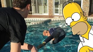 Homer Simpson, Doh!