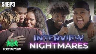 KSI AND NIKO SPEAK ANOTHER LANGUAGE | INTERVIEW NIGHTMARES EP 3
