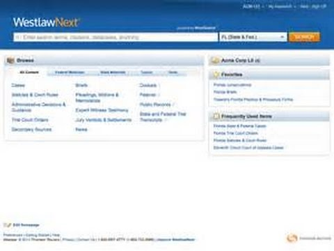 Westlaw Secondary Sources