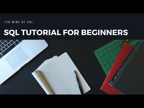 SQL Tutorials for Beginners