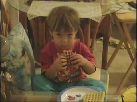 Josh en la villa