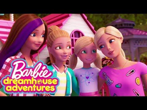 Barbie Dreamhouse Adventures: Now on Netflix!