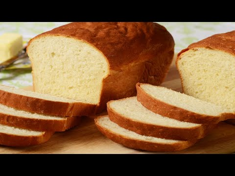 White Sandwich Bread Recipe Demonstration - Joyofbaking.com