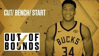 Giannis, Embiid or Porzingis, Who You Got? | Out of Bounds