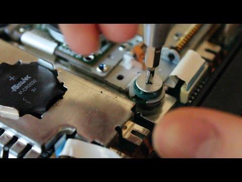 PS2 Potentiometer Adjustment - Disk Read Error Fix
