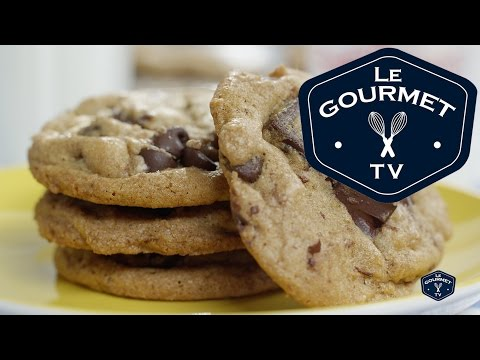 Browned Butter Double Chocolate Chip Cookies Recipe || Le Gourmet TV Recipes