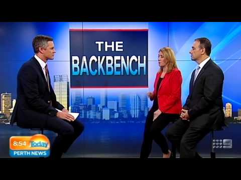 The Backbench - Fiona Stanley Hospital | Today Perth News