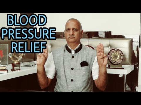 Blood Pressure Control || Paras Mudra || Blood Pressure Relief || Yoga || High || Low || Treatment