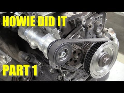 Howie Did It - Machining the flexi-shaft auxiliary drive. Part 1