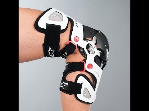 Alpinestars Fluid Pro Motocross Knee Brace Review - BTO Sports