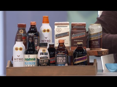 Should You Try Sparkling Cold Brew Coffee?