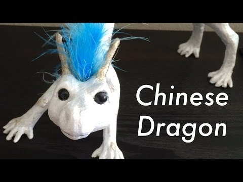 How to Make a Chinese Dragon