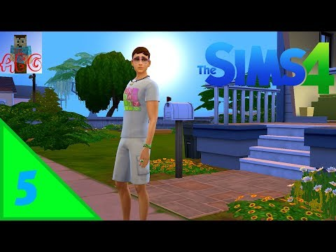 The Sims 4 Let's Play Ep. 5   Awesome New Promotion Clothes?!